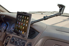 """Extending 14""""-18"""" Car Windshield Mount Holder for Samsung Galaxy Tab 2 7 7.7 8"""