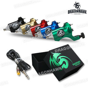 Professional Rotary Motor Tattoo Machine High Quality 1 Gun More Colors Choose
