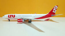 INFLIGHT 200 if3320317 1/200 LTU Airbus A330-200 d-alpa con supporto
