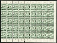 Reich 754 postfris veldeel van 45 zegels