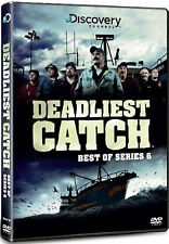 Deadliest Catch - The Best Of Series 6 - DVD - BRAND NEW SEALED