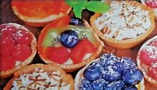 300 Pcs Puzzlebug Puzzles Lemon,Raspberry,Blueberry And Peach Pies Jigsaw Puzzle