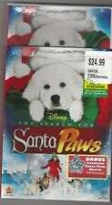 The Search for Santa Paws (DVD, 2010 w/ Slipcover) Free Shipping !!!
