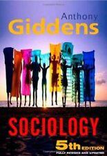 Sociology-Anthony Giddens, 9780745633794