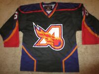 Ace Heat Hockey #66 Minor League Jersey M Medium mens