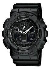 Reloj Casio G-SHOCK GA-100-1A1ER - Coleccion CLASSIC- Antimagnetico