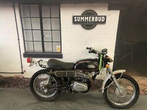Yamaha RT1 360 1971  Barn Find Restoration Project Spares or Repair