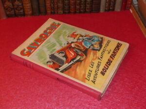 BD ANCIENNE RELIURE EDITEUR GAVROCHE 1940/1941 52 numéros Complet Vica Fantomas