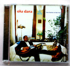 Olu Dara - In The World From Natchez to New York  CD New Sealed