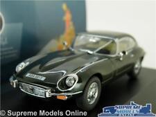 JAGUAR E TYPE MODEL CAR V12 E 1:43 SCALE OXFORD JAGV12004 GREEN SPORTS COUPE K8