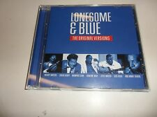CD  Various  – Lonesome & Blue (The Original Versions)