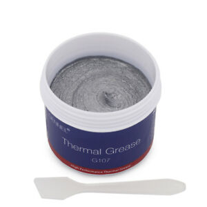 100g Silver Compound Thermal Conductive Grease Paste For CPU GPU Chipset Cooling