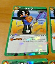 ONE PIECE MIRACLE BATTLE CARDDASS CARD HOLO PRISM CARTE 03/12 JAPAN **