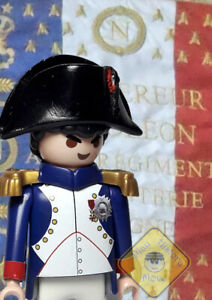 Playmobil Personnalisé Personnage Napoleon Bonaparte - Empereur France
