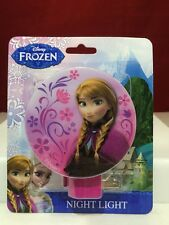 Disney Frozen Princess Anna Plug In Night Light With Switch