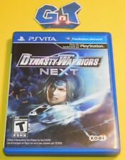 DYNASTY WARRIORS NEXT Sony Playstation Vita Game W/ Case CIB