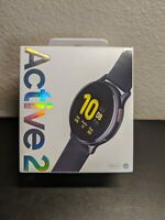 Samsung Galaxy Active2  44mm Bluetooth Water-Resistant Smart Watch,  Aqua Black