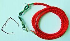 "Red  Eye / sun Spectacles  lanyard 24"" (61cm)   Nylon Cord"