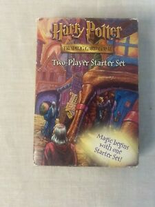Harry Potter Trading Card Game TCG Two Player Starter Set