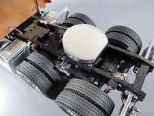 Fifth 5th Wheel Coupling Aluminum Cover Tamiya 1/14 King Grand Knight Hauler Man