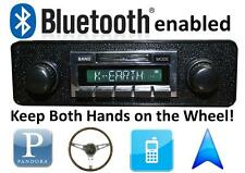 Bluetooth Enabled Stereo for 1968-1979 VW Bus AM FM Radio 300 watts USB, iPOD