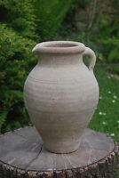 Römische Amphore 30 Cm - Antike Krug Blumentopf  Vase  aus Terrakotta Terracotta