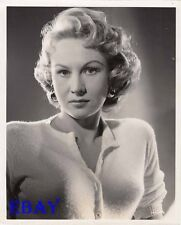 Virginia Mayo busty VINTAGE Photo