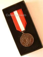 WW2 IRISH 2nd LINE VOLUNTEER RESERVE EMERGENCY SERVICES MEDAL BOXED