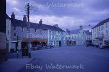 Kilkenny Ireland Street Scene Central Hotel Shaw & Sons 1968 Kodak 35mm Slide