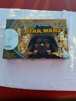 Trivial Pursuit DVD Star Wars Saga Edition Trivia Game 2005 Parker Brothers