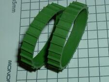 Replacement Treads Matchbox Lesney 8d, 18d Caterpillar, Drott 58b, Case 16d