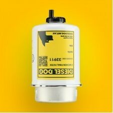 33911 (533911) Diesel Dog 5 Micron Fuel Filter Replacement Element