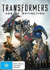 Transformers 4: AGE OF EXTINCTION : NEW DVD