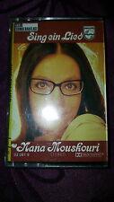 Musikkassette Nana Mouskouri / Sing ein Lied