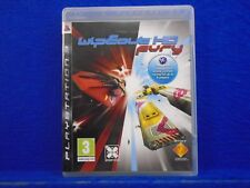 ps3 WIPEOUT HD FURY Action Packed Racing Game Playstation PAL UK REGION FREE