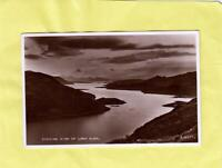 evening view of LOCH ALSH -  SKYE  -  Highland Scotland   ( H42 )