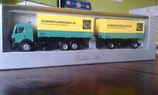 herpa  DB SCHENKER-powered by SCHENKER Güstrow MEGALINER Bahn-HUCKEPACK-546617
