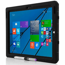 Incipio Capture Ultra Rugged Tablet Case for Microsoft Surface Pro 3 in Black