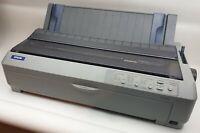Epson FX-2190 Matrixdrucker Unternehmen USB LPT Nadeldrucker 1 Jahr Garantie NEU