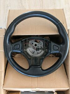 Rover Mini Cooper SPI/MPI steering wheel, MGF 1996-2000 BLACK  AIR BAG TYPE