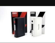 Hot Sale On K-Box 120wt Mod 100% Authentic Red Colour Only With 50 Ml Juice