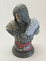 Assassin's Creed Ezio Mentor Figure Bust 7.75 Inch UBI Collection