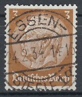 31743) ESSEN-STEELE 1 d Rheinland Stempel 1934 auf Mi.-Nr. 513