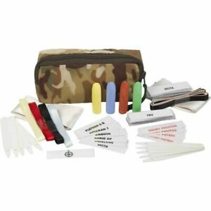 COMMANDER ORDERS MODEL MAKING KIT MTP MILITARY BAG CAMO ARMY COMMANDO INFANTRY