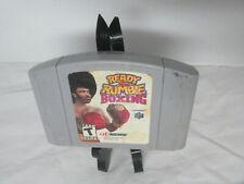 Ready 2 Rumble Boxing Nintendo 64 Game N64 Cartridge Tested Works