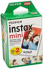 Fujifilm instax Film Fuji instant photos for mini 7 S 8 9 25 50S 90 Polaroid