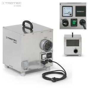 TROTEC TTR 250 Adsorptionstrockner Bautrockner Luftentfeuchter max. 1,1 kg / h