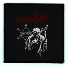 Vomitor Pestilent Death Patch. Death Metal. Thrash Metal. Sodom. Blasphemy