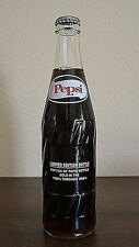 Vintage  Limited Edition Replica of Pepsi Bottle 1950's -1960's Unopened