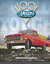 Ford Tough Trucks new book- AUTOGRAPHED EDITION